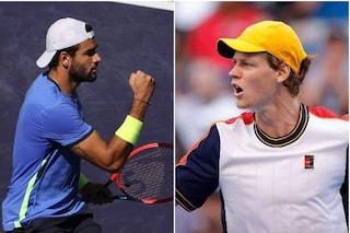 """Berrettini lancia Sinner verso le ATP Finals: """"Risultati impressionanti, ha vinto già tanto"""""""