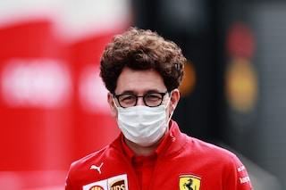 """Ferrari senza Binotto anche nei Gp di Messico e Brasile: """"A Maranello per la vettura del 2022"""""""