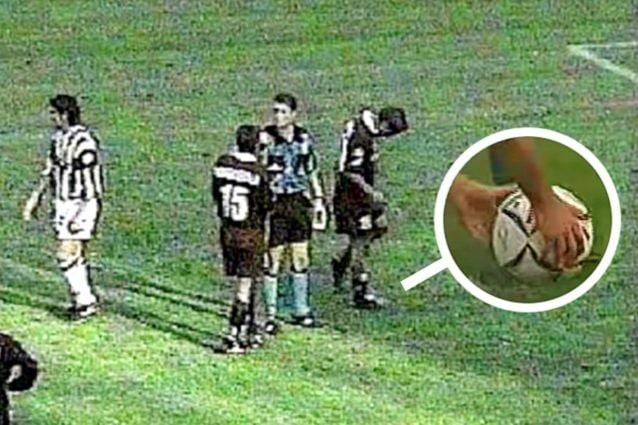 """La leggenda della buca di Maspero e i due errori da dilettanti della Juve: """"Ridevamo come matti"""""""