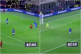 I 12 secondi di follia di Federico Chiesa, un lampo nella notte: l'azione del gol è un manifesto