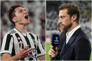 """Marchisio riporta Chiesa coi piedi per terra: """"Non è ancora un campione"""""""