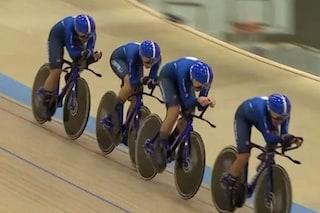 Italia d'argento nell'inseguimento femminile! Seconda medaglia agli Europei di ciclismo