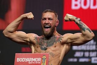 """Conor McGregor perde di nuovo il controllo: """"Tornerò a combattere solo per ucciderti"""""""