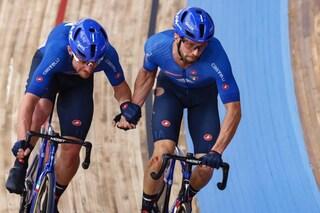 Consonni-Scartezzini, argento meraviglioso! Italia sul podio ai Mondiali di ciclismo