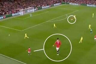 Brutta scoperta a Manchester, era già successo alla Juve: Ronaldo ha un problema con il pressing