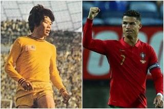Il record che Cristiano Ronaldo ancora non ha battuto appartiene a un 70enne