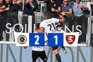 Simy illude Castori, Strelec e Kovalenko fanno gioire Thiago: lo Spezia batte 2-1 la Salernitana