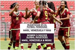 Calcio femminile sotto assedio ma le giocatrici si ribellano ad abusi, violenze e molestie sessuali