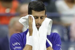 """Djokovic non conferma il vaccino al Covid, l'Australian Open è più lontano: """"Non otterrà il visto"""""""