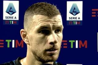 """Dzeko come Ronaldo il Fenomeno, impatto impressionante nell'Inter: """"Me l'aspettavo"""""""
