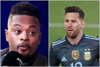 """Pallone d'Oro a Messi, Evra è contrario: """"Sono stufo che lo diano a Leo, che ha fatto per vincerlo?"""""""