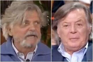 """Ferrero esplode in diretta: """"Ma chi è 'sto Panatta? Ma basta"""". Cala il gelo in studio"""