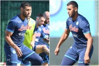 Lo strano caso di Ghoulam: è guarito ma non gioca, il Napoli non ha mai comprato un sostituto