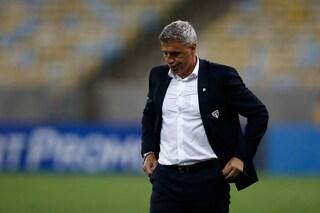 San Paolo a picco in campionato e fuori dalle coppe: esonerato Crespo