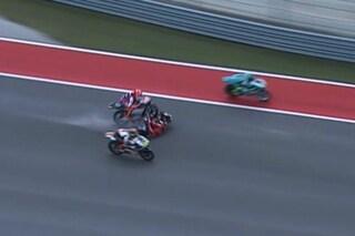 """Furia Rossi per l'incidente in Moto 3: """"È una roulette russa, non si gioca con la vita degli altri"""""""