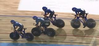 Brave lo stesso, ma la Germania è più forte: Italia femminile argento ai Mondiali di ciclismo