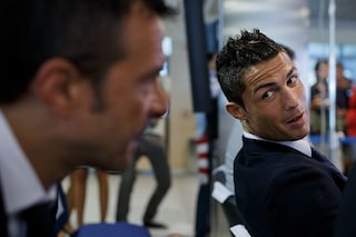 """Jorge Mendes all'improvviso: """"Nessuno merita il Pallone d'Oro più di Cristiano Ronaldo"""""""
