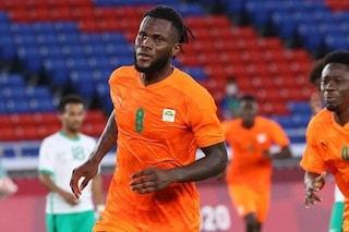 In attesa del Milan, Kessiè si prende la Nazionale: gol vittoria con la Costa d'Avorio