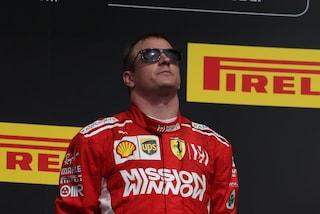 """L'ultimo successo in F1 celebra l'essenza di Raikkonen: """"Meglio vincere che arrivare secondo"""""""