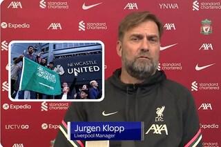 """""""Come aver creato una Superleague... ma per un solo club"""": la feroce critica di Klopp al Newcastle"""