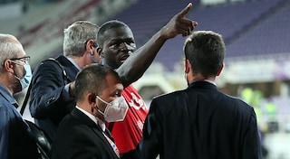 """Koulibaly perdona il tifoso razzista: """"Non ci ho dormito due notti. Sono pronto a incontrarlo"""""""