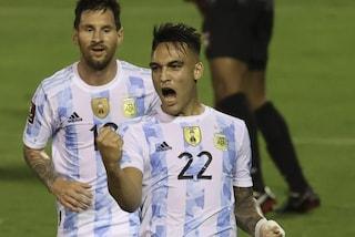 L'Inter tira un sospiro di sollievo: solo affaticamento, per Lautaro nessun problema muscolare