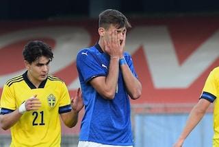 """Rabbia e delusione, Nicolato e Lucca duri con l'Italia Under 21: """"Gol stupido"""""""