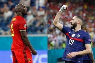 Belgio-Francia in Nations League: dove vederla in TV su Rai o Mediaset, canale e formazioni della semifinale