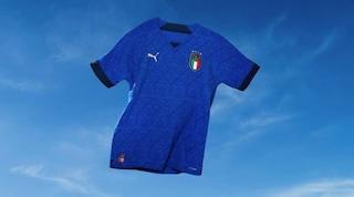 La nuova maglia della Nazionale per la Nations League pesa quanto un pugno di lenticchie