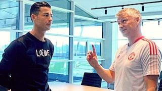 Solskjaer ha perso lo spogliatoio dello United, confidenze acide tra giocatori: c'entra Ronaldo