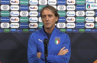 """Mancini vuole vincere Italia-Belgio e sul Pallone d'Oro: """"Deve averlo Jorginho, se lo merita"""""""