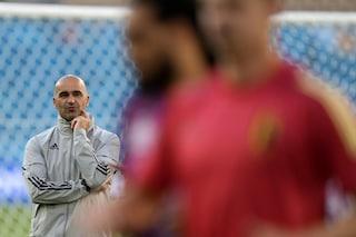 "Martinez, senza Lukaku e Hazard, snobba la finale Italia-Belgio: ""Iniziamo a preparare i Mondiali"""