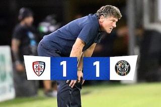 Busio allo scadere risponde a Keita: finisce 1-1 tra Cagliari e Venezia