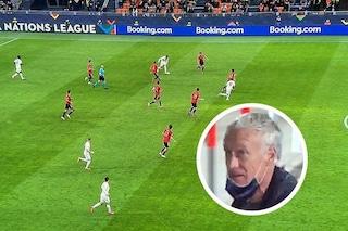 """Tutto vero, il gol di Mbappé ha spiazzato anche chi era in campo: """"Non conoscevo la regola"""""""