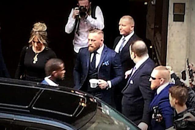 """Caso McGregor, l'hotel: """"Abbiamo dato alla polizia tutti i video"""". Ma uno non esiste"""