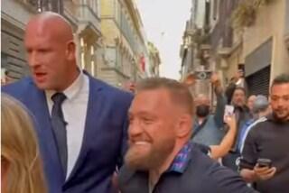 """L'assurda verità sulle guardie del corpo di McGregor: """"Non sono lì per proteggerlo"""""""