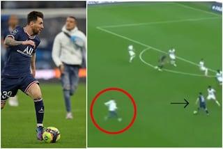 A Marsiglia succede di tutto, Messi marcato anche da un tifoso: il contropiede del PSG va in fumo