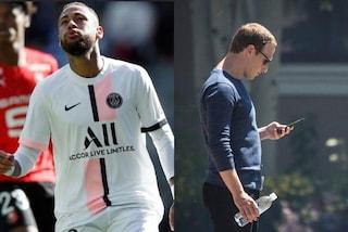 """Facebook down, l'ironia di Neymar: """"Solo il weekend di Zuckerberg e il mio è andato male?"""""""