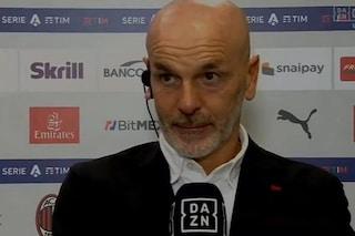 """Pioli si gode un Milan unito e orgoglioso: """"Vittoria meritata, le difficoltà ci compattano"""""""