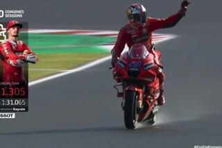 MotoGP, GP Misano prove libere 2: sul bagnato vola Ducati con Miller e Zarco. Male Yamaha, Rossi 22°