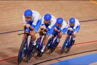 L'Italia di Ganna corre veloce in finale: ai Mondiali di ciclismo sfida la Francia per l'oro