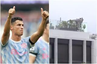 Ronaldo si arrende e demolisce la veranda abusiva nella sua casa da 7 milioni a Lisbona