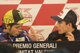 """Rossi non ha mai perdonato Marquez: """"Non ha avuto rispetto né professionalità"""""""