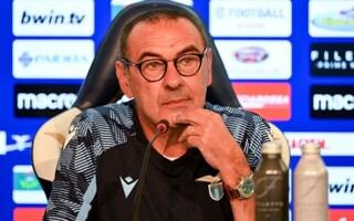 """La Lazio ospita la Fiorentina, Sarri avvisa i suoi: """"Dobbiamo lavorare per diventare una big"""""""