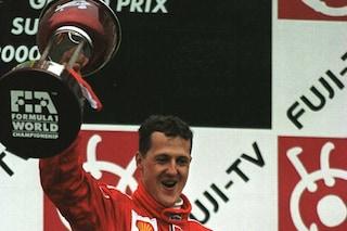 Fallimenti, delusioni, errori: la salita prima del dominio eterno di Schumacher in Ferrari