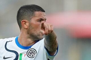 Stefano Sensi vicino al rientro: in Lazio-Inter va in panchina, intanto studia un nuovo ruolo
