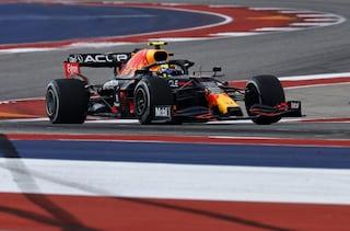 Formula 1, GP USA prove libere 2: sorpresa Perez, scintille Hamilton-Verstappen. Ferrari lontane