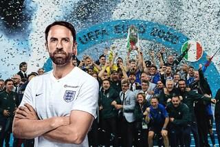 """Per Southgate la finale Italia-Inghilterra agli Europei è finita con un pareggio: """"Ricordiamolo"""""""
