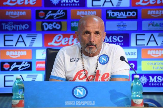 """Il messaggio di Spalletti prima di Roma-Napoli: """"Fischi? Non li merito. È la partita della mia vita"""""""