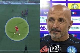 """La confessione di Spalletti sullo schema del gol di Rrahmani: """"L'abbiamo preso da loro"""""""